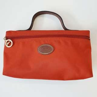 Longchamp Le Pliage Cosmetic Case