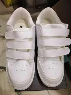 White Bata School Shoes