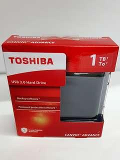 Toshiba HDTC910XK3AA Canvio Advance 1TB