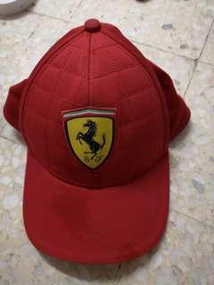 Official Ferrari cap