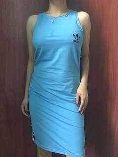 Adidas sexy sleeveless dress