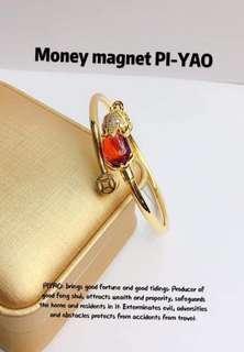 Super Sale🌈money piyao w/ money coin bangle