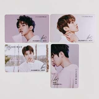 [WTS] Cai XuKun - Yoseido Photocards
