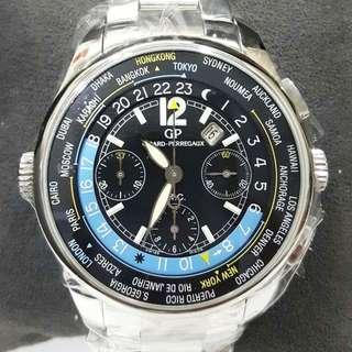 Girard Perregaux World Timer Chronograph Automatic Limited Edition