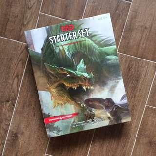 🚚 Dungeons & Dragons Starter Set