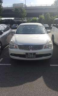 Nissan Sylphy for rent