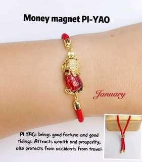 Super Sale LUCKY MONEY MAGNET PI-YAO