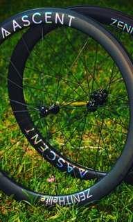 Ascent wheelset 11' speed