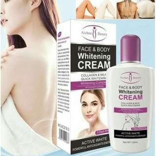 🚚 Aichun Beauty Face and Body Whitening Cream