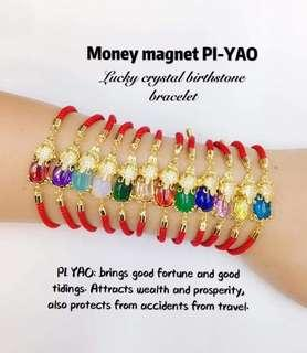 SALE LUCKY MONEY MAGNET PI-YAO