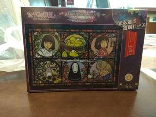 Spirited away jigsaw puzzle