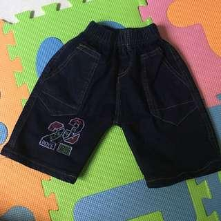 Maong pants for baby boy