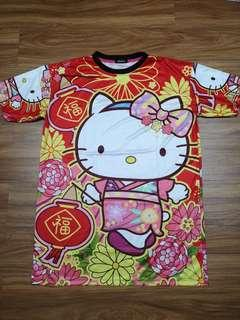 Cartoon hello kitty dress