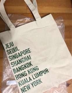 Brand New Innisfree Tote Bag