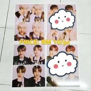 [WTS] Wanna One Photo Essay II mini posters