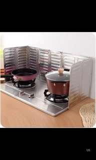 廚房擋油板/防油濺板/擋油鋁板
