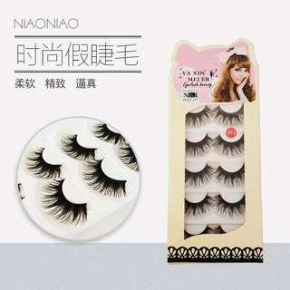 Korean False Eyelashes