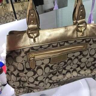 Coach bag (100%real 75%new)