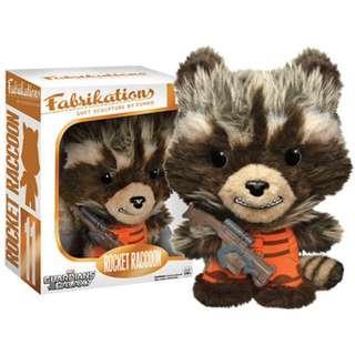 MARVEL's Rocket Raccoon Soft Sculpture
