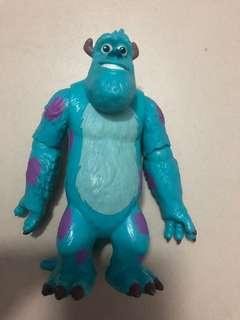 Monster Inc Collectibles