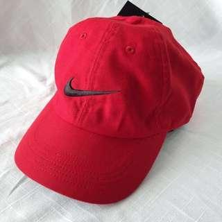 NEW! Authentic Nike Aerobill Red Dri-Fit Cap / Hat (One Size)