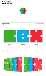 [WTB] EXO CBX - Hey Mama Album