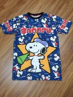 Snoopy cartoon dress