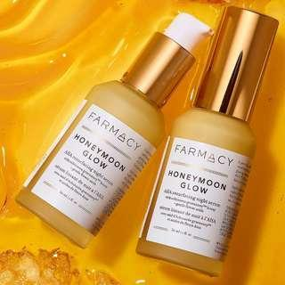 READY STOCK Farmacy Beauty HONEYMOON GLOW