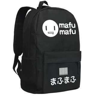 Mafumafu Backpack / School Bag