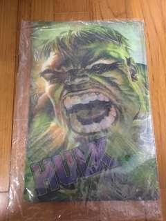 🚚 Hulk / Bruce Banner mini poster