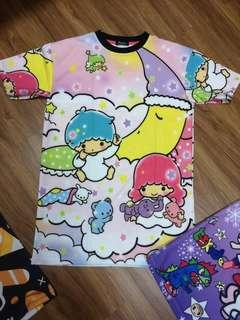 Cartoon little twins star shirt or dress