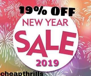 🎉New Year Sale🎉