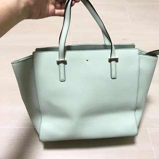 Kate Spate bag (limited version 100%real 95%new)