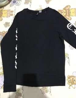 Sweater HnM Creed Size S Lengan Panjang Kaos