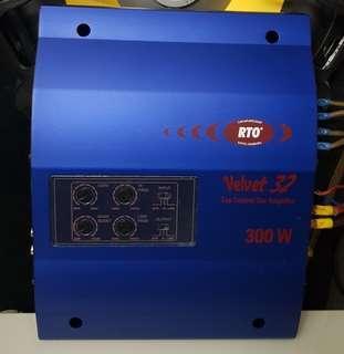 2 × 150 Watts Amplifier (German Brand)