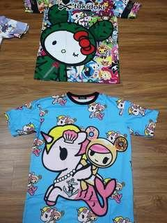 Cartoon shirt or dress