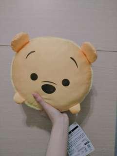 🚚 迪士尼Tsum小熊維尼馬卡龍抱枕