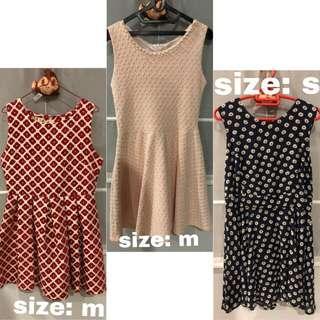 3 DRESS 150rb (Nett)