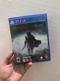 Middle Earth: Shadow of Mordor (RALL) - PS4 Game