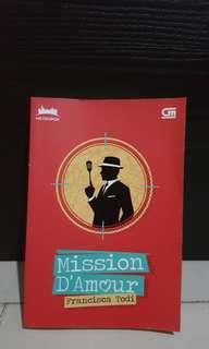 Francisca Todi : Mission D'Am❤ur