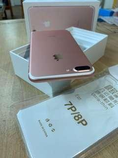 🚚 Kate's iPhone 7 Plus 128GB Rose Gold IOS:10.3.3
