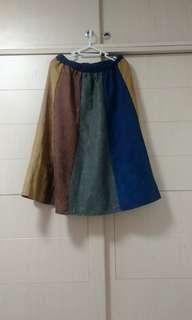 日本半身裙
