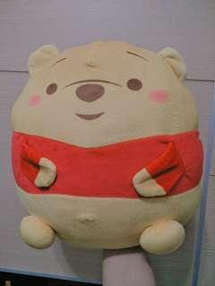 🚚 迪士尼Tsum小熊維尼抱枕