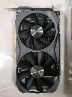 Zotac Geforce GTX1070ti