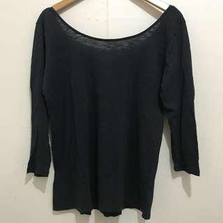 MANGO 3/4 sleeves shirt