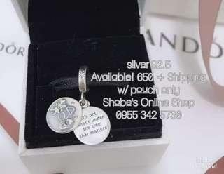 Silver 92.5 charms