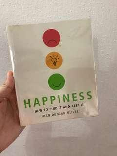 📖 HAPPINESS, How to find it & keep it 📖