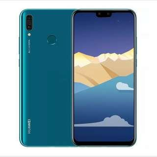 Huawei Y9 2019 Only RM199 With Celcom Plan 148. REGISTER NOW!!