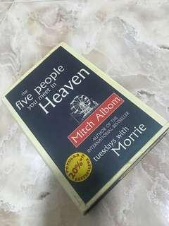 📖 The 5 People You Meet in Heaven 📖