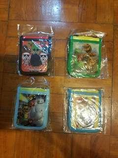 Disney octopus card case 八達通套車掛帶